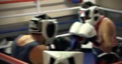 boxing sparring training robina